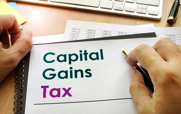 capital gains tax ireland advice