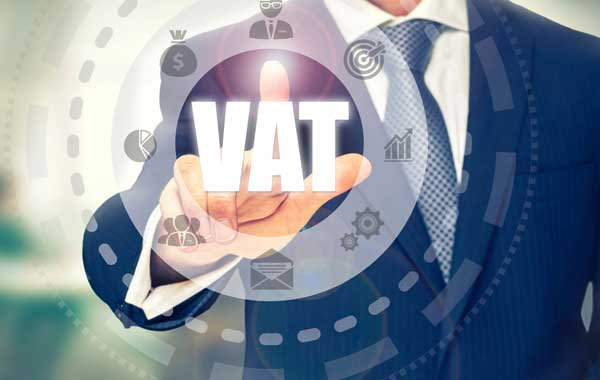 vat financial consultant tax expert